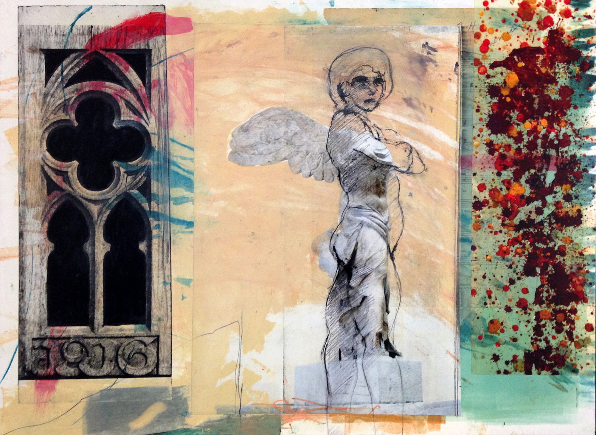 East Meets West at Gildea Contemporary Gallery