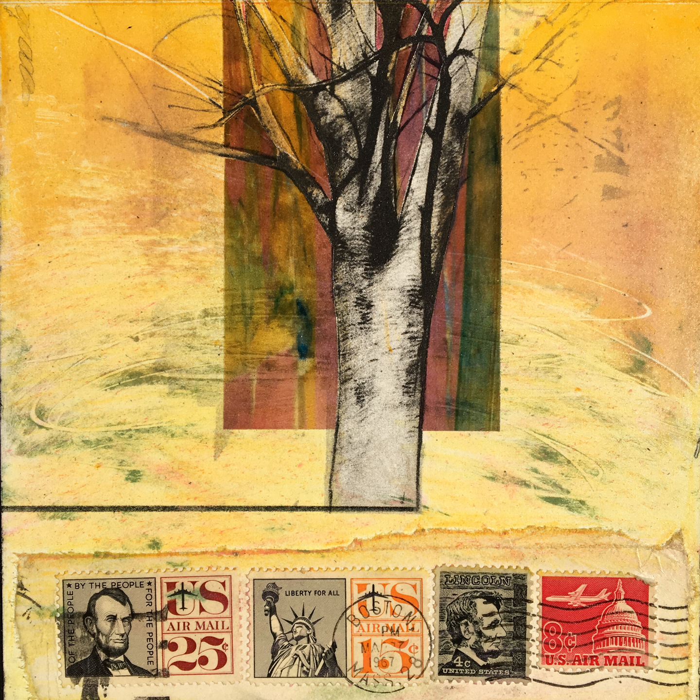 Beyond Monotype With A Side Of Solarplate